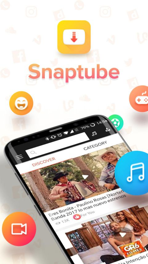 Youtube Video Downloader - SnapTube Pro screenshot 1