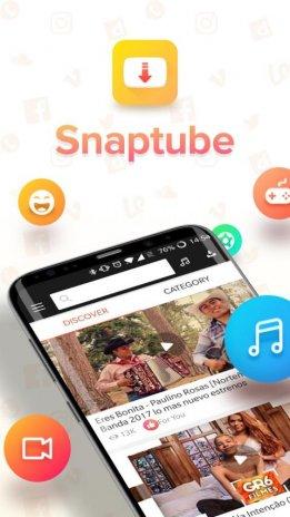 descargar snaptube full apk 2018