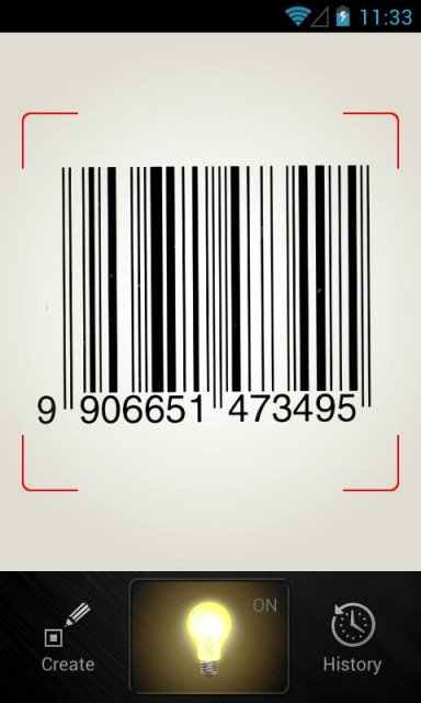 barcode scanner app deutsch