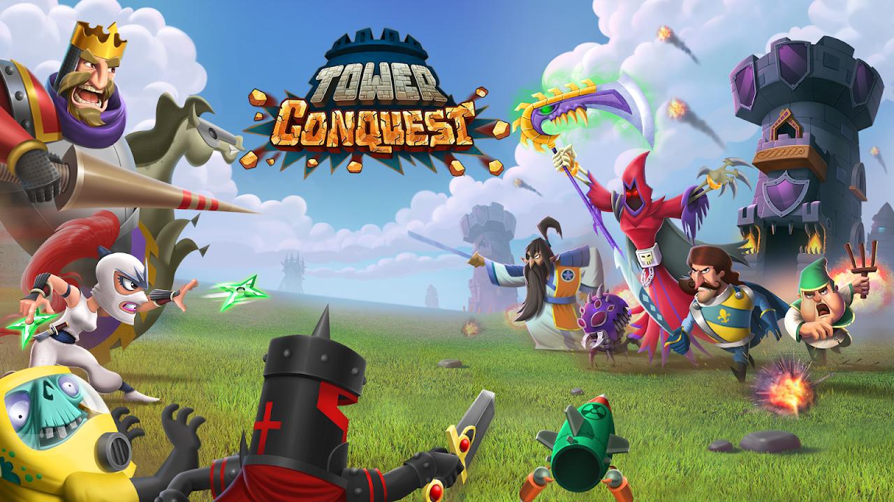 Tower Conquest screenshot 5