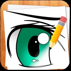 Como Desenhar Olhos De Anime 5 1 Baixar Apk Para Android Aptoide
