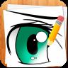 Draw Anime Eyes Icon