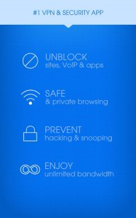 Hotspot Shield VPN screenshot 6