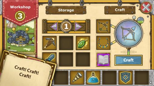 Griblers: offline RPG screenshot 7