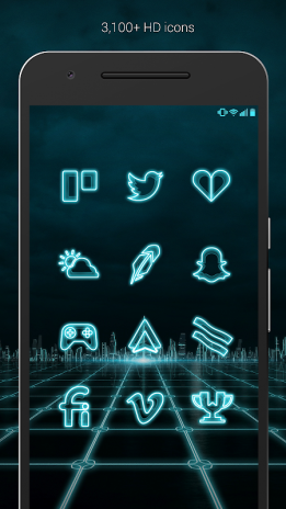 The Grid - Icon Pack (Pro Version) 3 1 3 Download APK for
