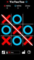 Tic Tac Toe HD Screen
