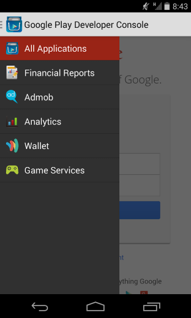 how to delete an app from google play developer console