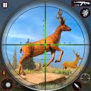 Wild Animal Deer Hunting Games