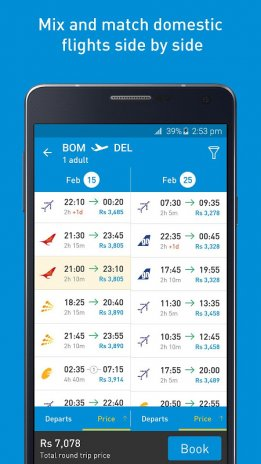 Musafir – Flights and Hotels 1 4 5 Download APK for Android