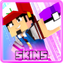 pixelmon skins fr minecraft pe icon