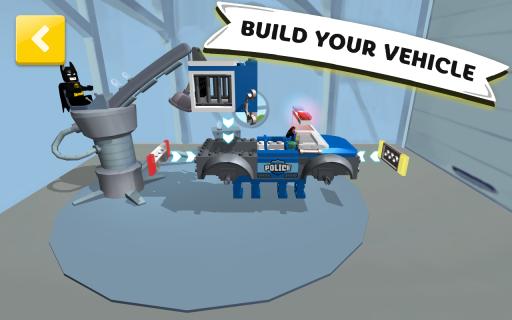 LEGO® Juniors Create & Cruise screenshot 4