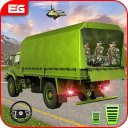 US Army Truck Driving Games 3D