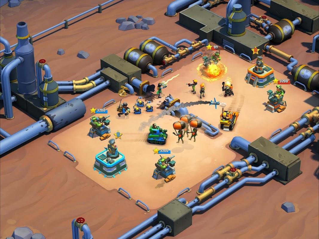 Blitz Brigade: Rival Tactics screenshot 1