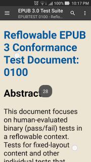 Reasily - EPUB Reader screenshot 6
