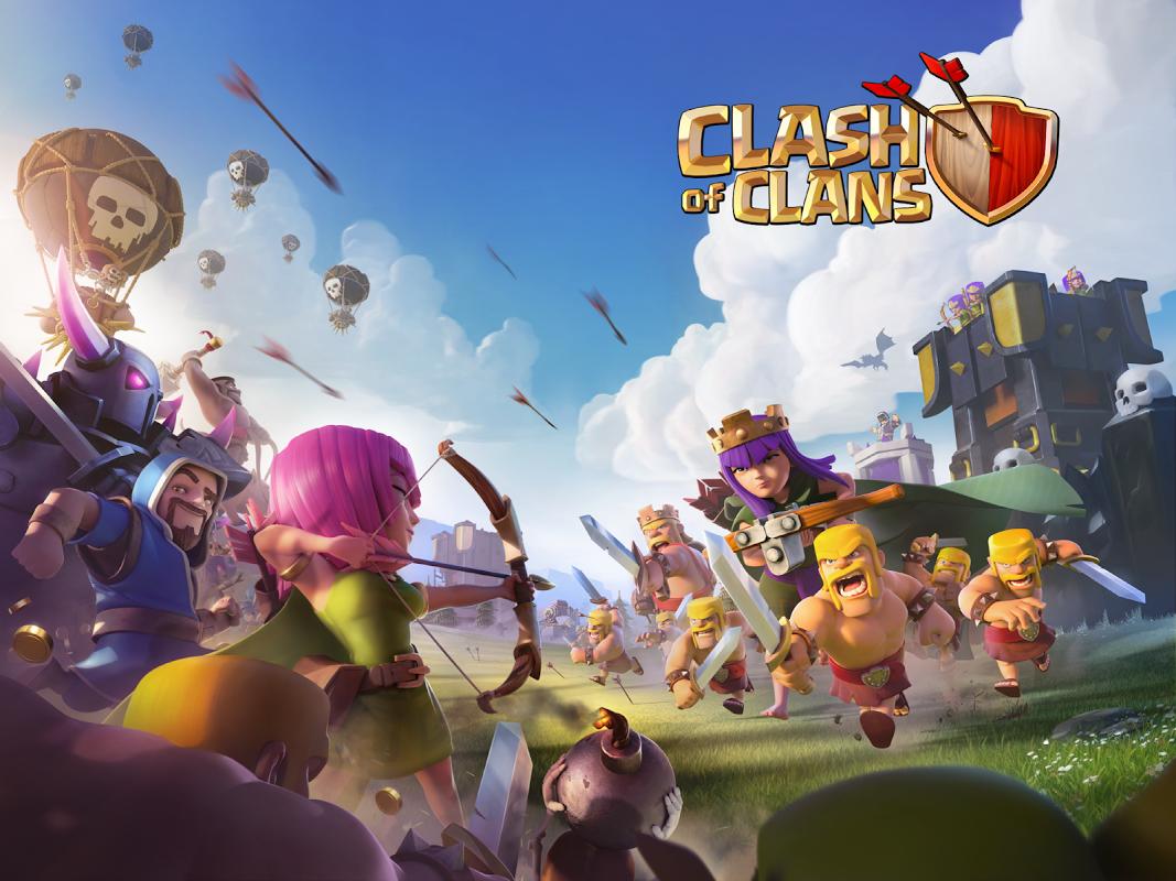 Clash of Clans screenshot 1
