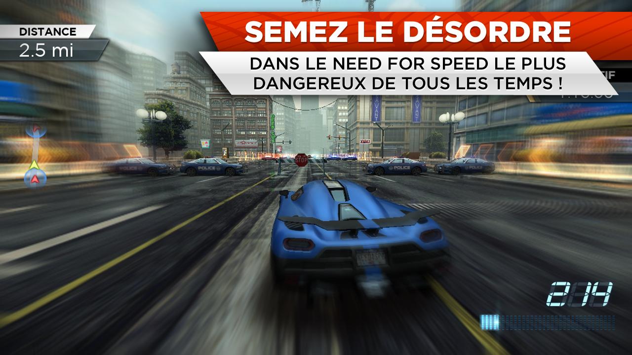 need for speed carbon gratuit sur 01net
