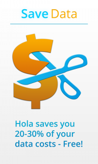 Hola Accelerator & Unblocker screenshot 5