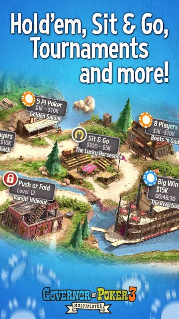 Governor of poker android free download