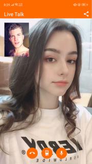 Cam Talk Live - New Random Video Call & Chat screenshot 4