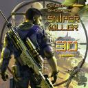 Sharp coup de foudre Sniper Killer 3d