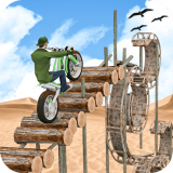 Stunt Bike Racing Game Trial Tricks Master Icon