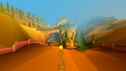 Slope Down: First Trip screenshot 2