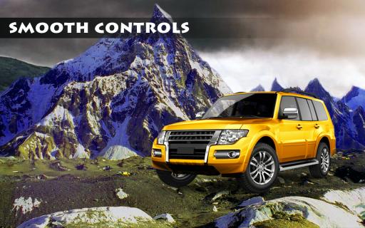 4x4 Mountain Car Driving 2017 screenshot 2