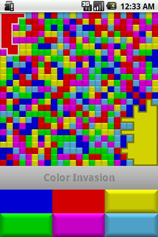 Color Invasion screenshot 2