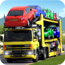 Euro Truck Car Transport Trailer 2020: Free Games