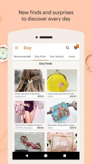 Etsy: Handmade & Vintage Goods screenshot 3