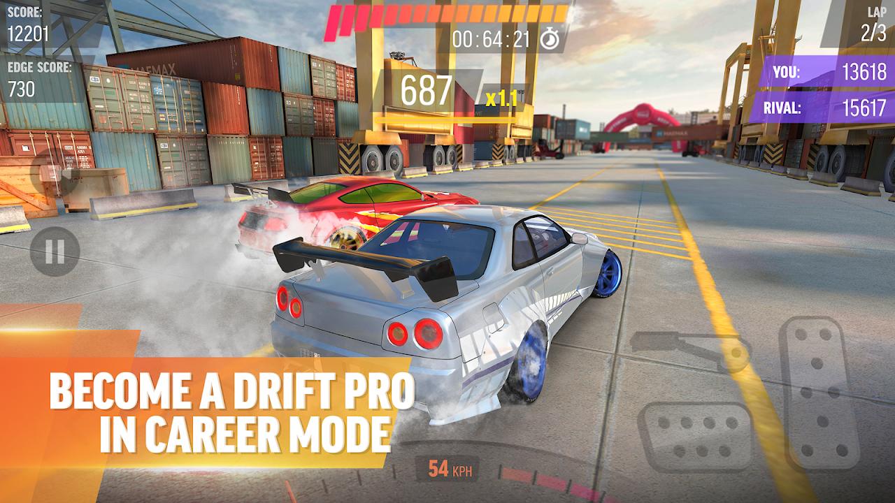 Drift Max Pro - Jogo de Car Drifting screenshot 2