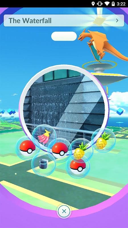 Pokémon GO screenshot 5