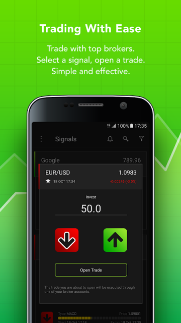 Binary option trading apps