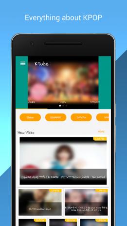 KPOP (BTS EXO TWICE BLACKPINK and more) - KTube 1 6 7 Download APK