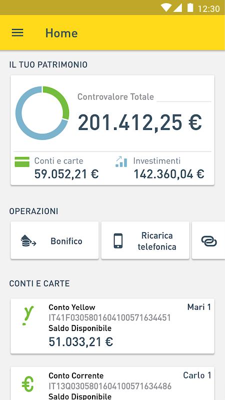 Chebanca Screenshot 1 ...