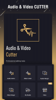 Mp3 cutter  - ringtones maker Screen