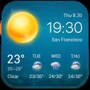 Local Weather Widget&alerts