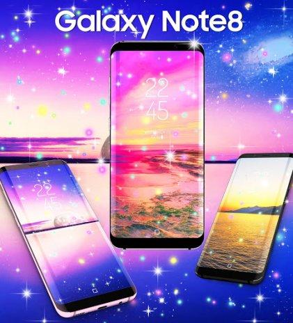 Live Wallpaper For Galaxy Note 8 88 Télécharger Lapk Pour Android