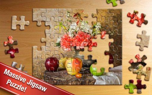 Jigsaw Magic Puzzles screenshot 12