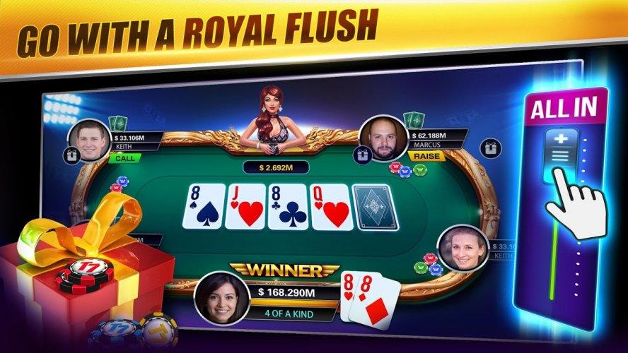 Покер онлайн бесплатно для андроид казино tropez отзывы