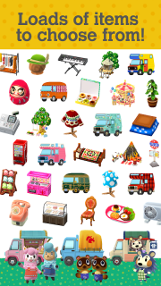 Animal Crossing Pocket Camp screenshot 5