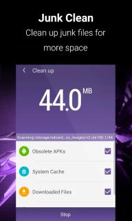 NQ Mobile Security & Antivirus screenshot 3