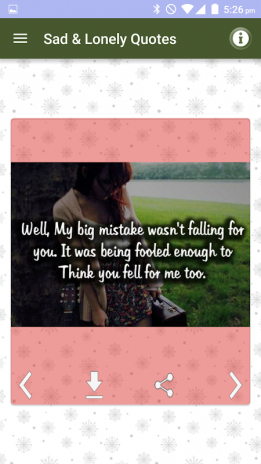 Sad & Lonely Painful Quotes 2.3 Download APK for Android - Aptoide