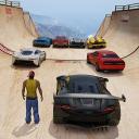 Trailways Ramp Car Stunts