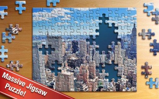 Jigsaw Magic Puzzles screenshot 14