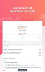 ShopBack - The Smarter Way | Shopping & Cashback screenshot 2