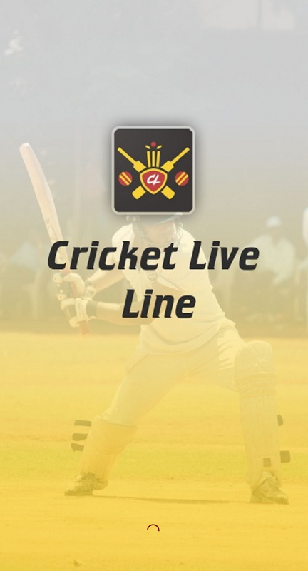 Cricket Live Line screenshot 1