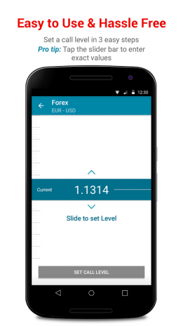 Call Levels Free Fx Alerts Screenshot 6