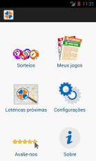 loteria facil screenshot 1