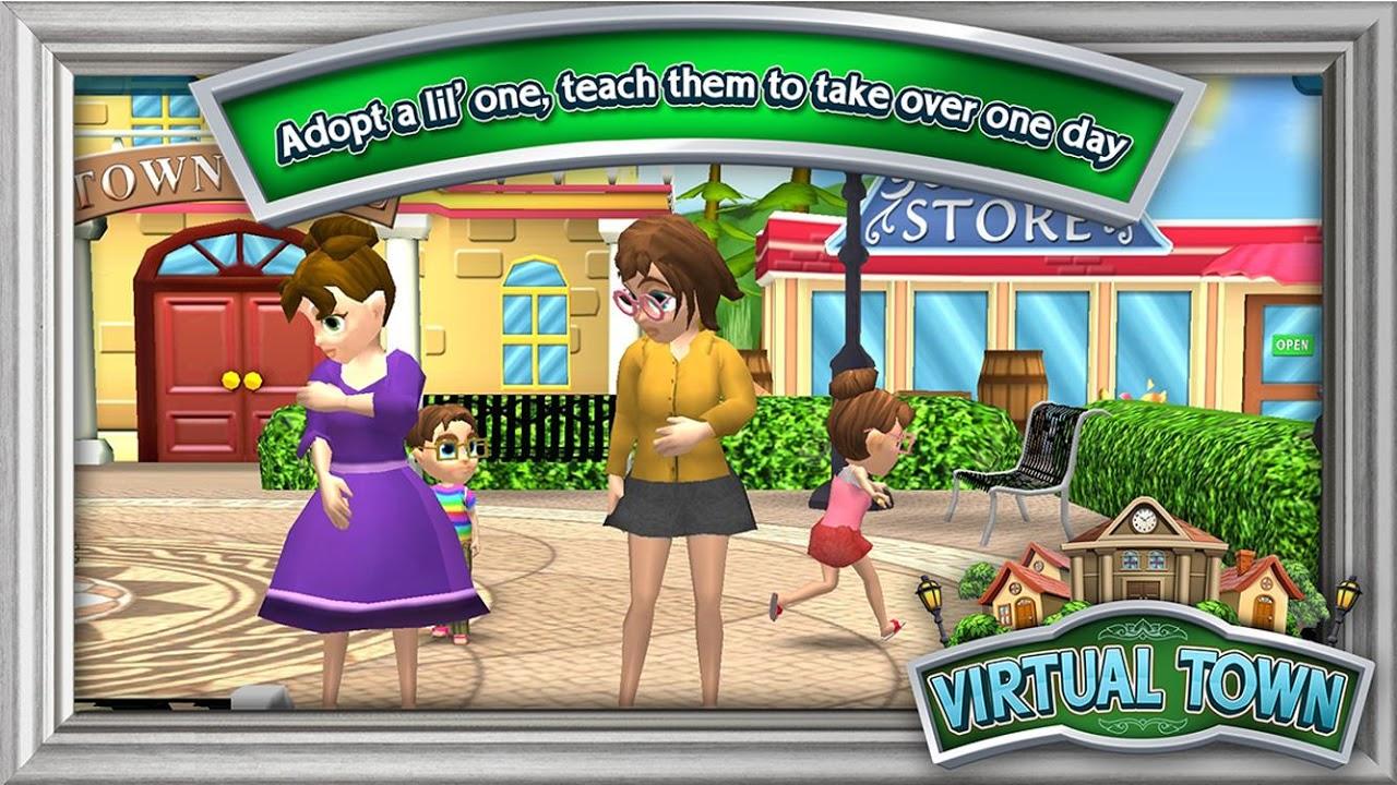 Virtual Town screenshot 2